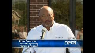 Dawood Engineering, Inc. Unveils new CNG Truck at Ribbon Cutting