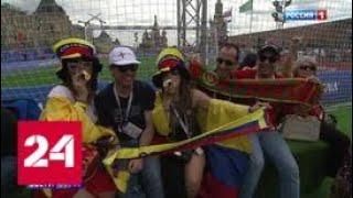 У стен Кремля можно сыграть в футбол - Россия 24