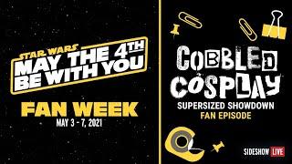 Cobbled Cosplay Supersized Showdown: Fan Episode