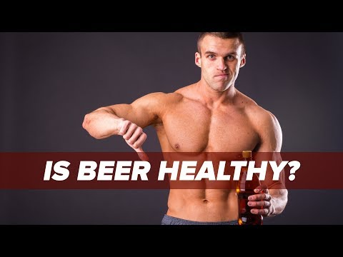 Is Beer Good For You? The Good, BAD, and UGLY | Tiger Fitness