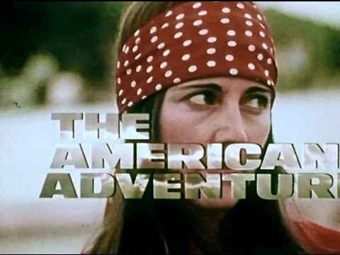'The American Adventure' TV Series Intro (1972)