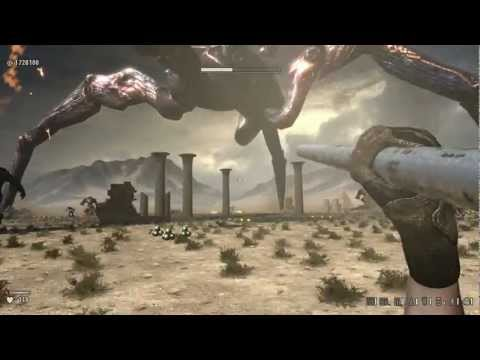 Serious Sam 3 BFE Final Battle On Normal Difficulties  