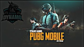 PUBG MOBILE LIVE - DYNAMO GAMING FACECAM WITH CARRYMINATI & KRONTEN GAMING - PUBG LIVE