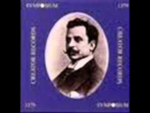 Fernando De Lucia:  Neapolitan Song Recital