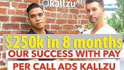 Kallzu ADs Review Pay Per Call Training Program With Chris Winters