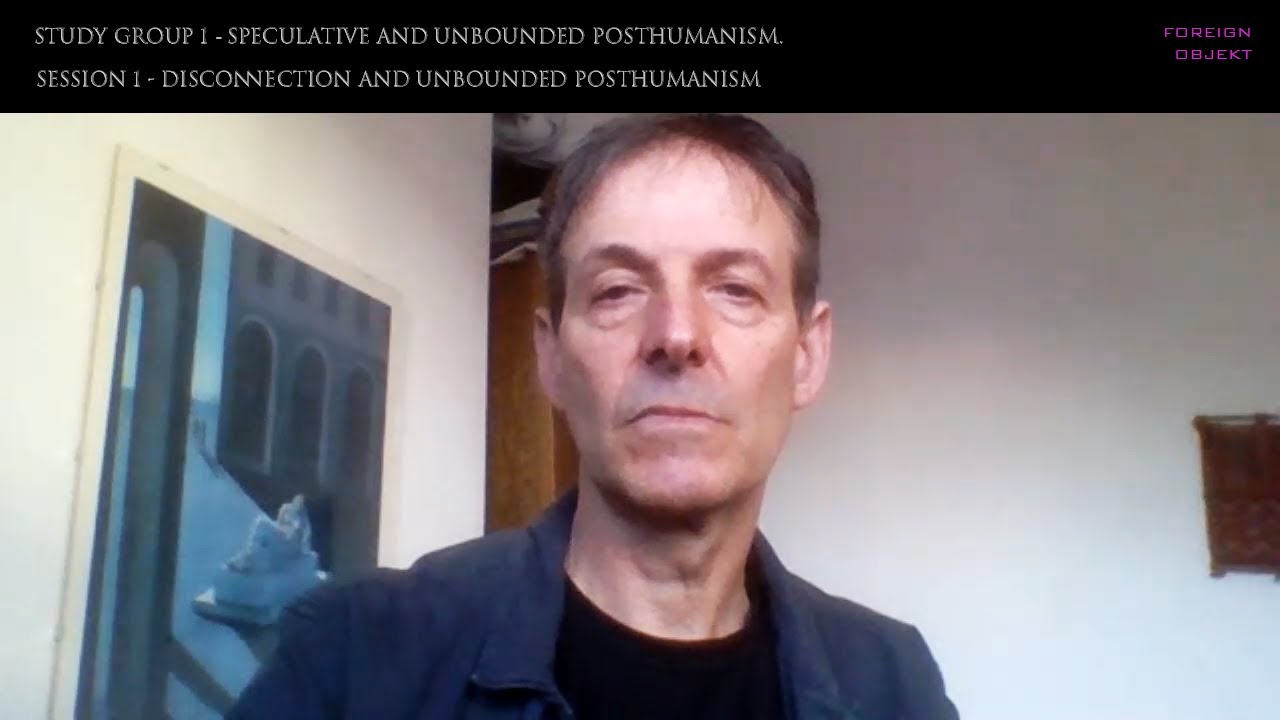 Speculative and Unbounded Posthumanism: David Roden