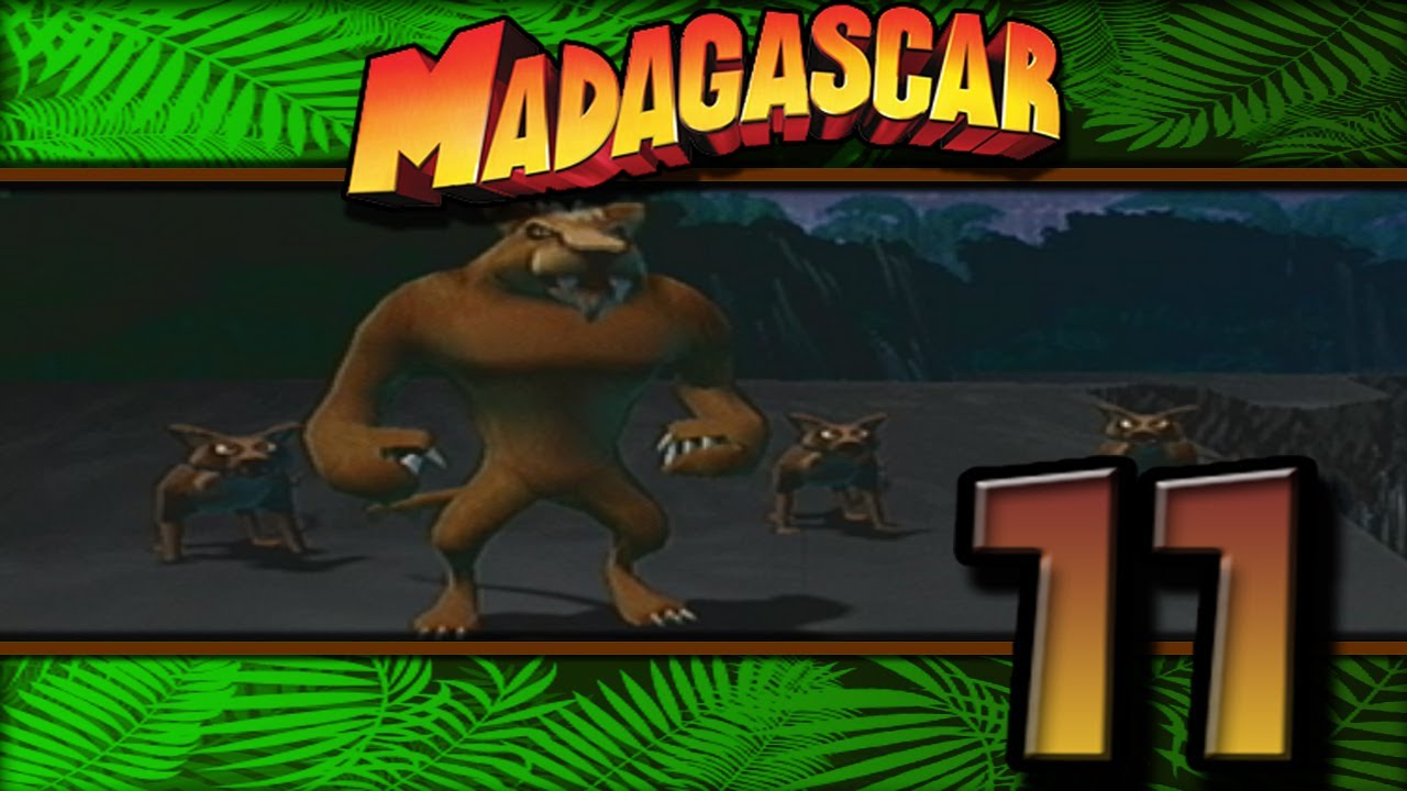 Madagascar The Video Game Episode 11 The Final Battle YouTube