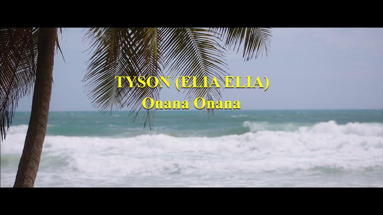 TYSON (Elia Elia) - Onana Onana - COOK ISLANDS MUSIC