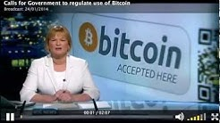 Bitcoin Foundation of Ireland on RTE Six One News
