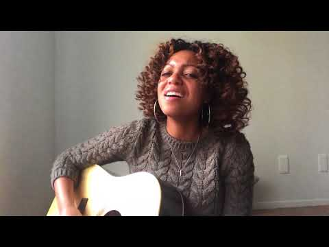 Jonathan McReynolds- Not Lucky, I'm Loved cover