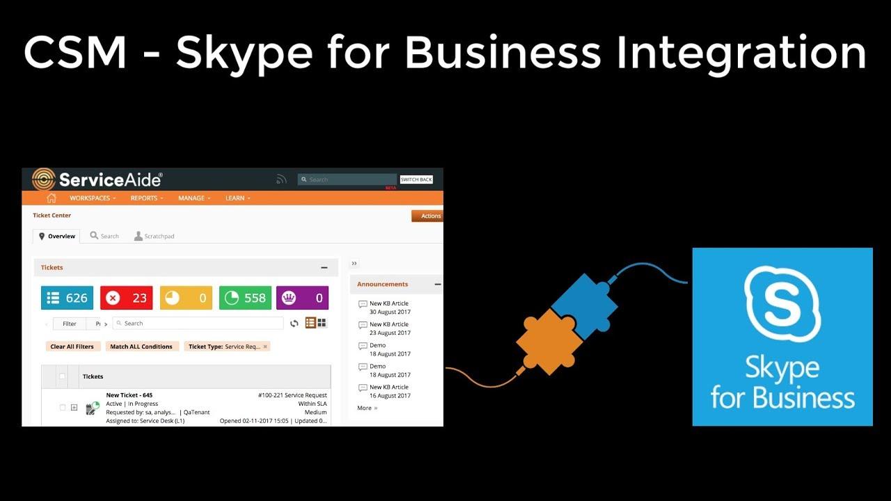 How to configure Skype