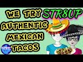 We try authentic Mexican tacos (Chile Caliente, Gaston SC)