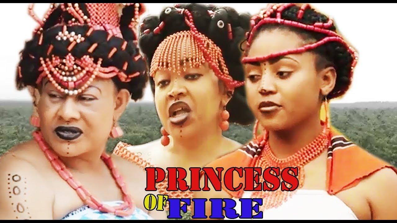 Download Princess Of Fire  Season 1  Regina Daniels  2019 Latest Nigerian Nollywood Movie
