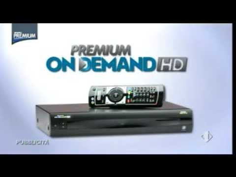 spot mediaset premium on demand youtube