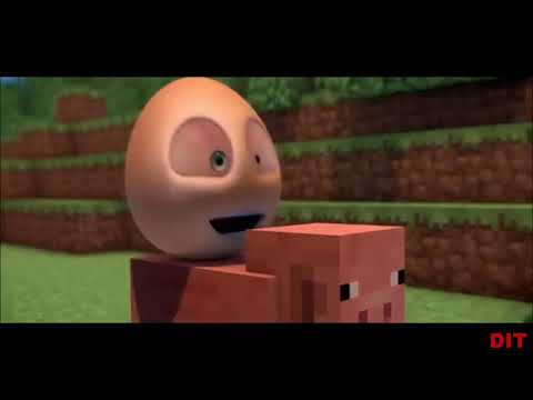 "An Eggs Guide to Minecraft Part 1 ""Uova"" - YTP ITA"