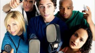 Phantom Planet - California here we come (Scrubs Version)