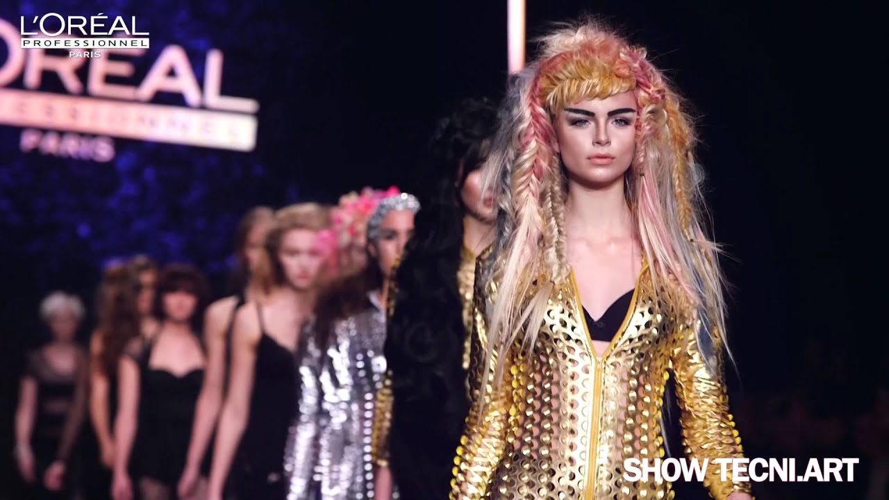 Amsterdam Fashion Week L Or 233 Al Professionnel Hairshow 2014