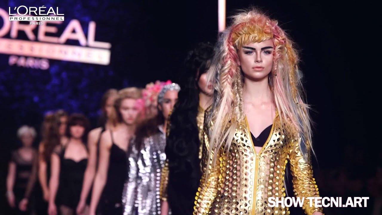 Amsterdam Fashion Week LOral Professionnel Hairshow 2014