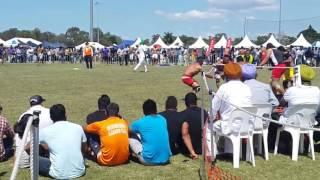 Brisbane Sikh Games Kabaddi 2016 - Radio Haanji 1674AM