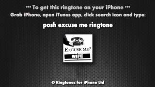 vuclip Excuse Me Your Wife iPhone Ringtone