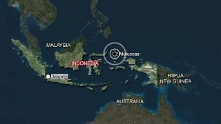 Indonesia: Tsunami alert cancelled