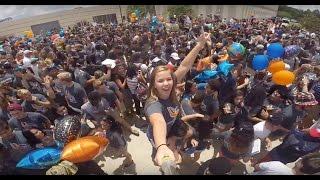 GoPro: 2015 West Orange High School Senior Prank/Walkout