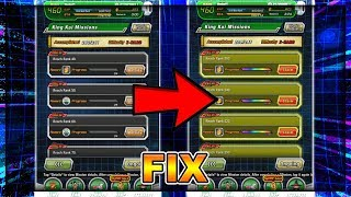 NO Rank up rewards? HERES THE FIX! | Dragon Ball Z Dokkan Battle