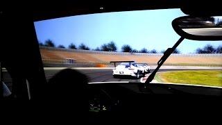 My first Assetto Corsa SRS Porsche GT3 Cup race @Catalunya | POV Camera | Abirafdi Raditya Putra