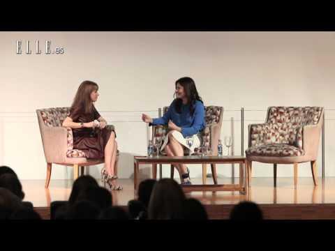 Elle Works Day. Gloria Lomana entrevista a Miriam González Durántez