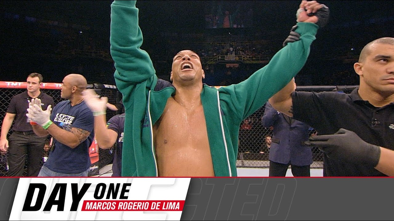 UFC Connected: Day One - Marcos Rogerio De Lima