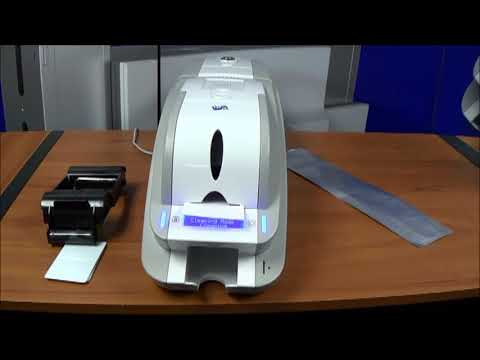 IDP Smart 50 - How to Clean Your Printer