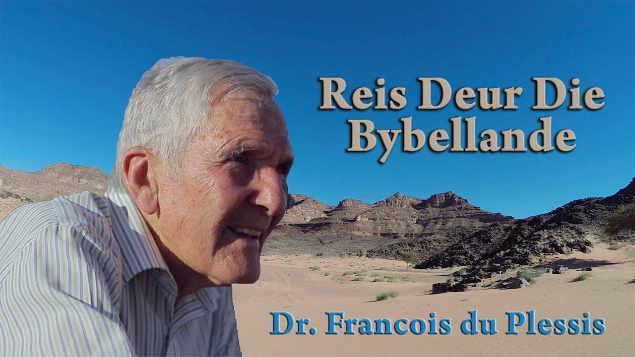 Dr. Francois du Plessis - Die Here Bemagtig Moses Om Die Waters Met Sy Staf Oop Te Kloof