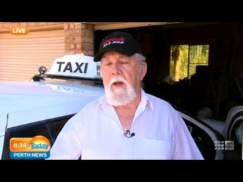 Taxi Anger | Today Perth News