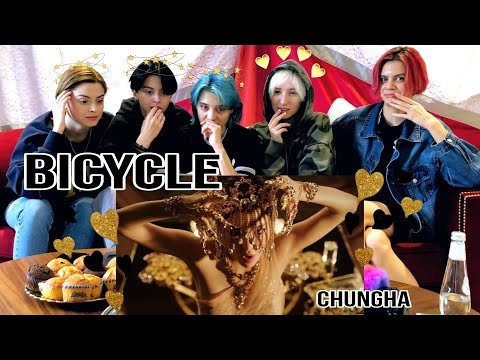CHUNG HA 청하 'Bicycle' MV | REACTION