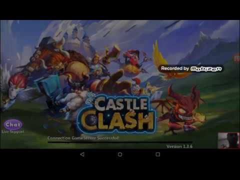 Castle Clash November Update On Amazon