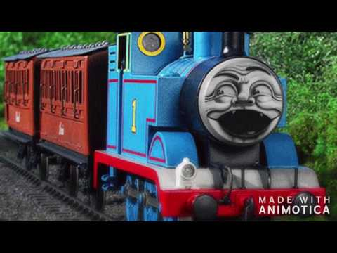 Thomas the train bass boosted