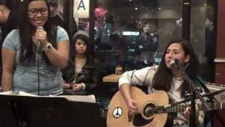 Nick Jonas - Give Love A Try (live cover)