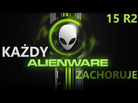 Procedura samodestrukcji Alienware - naprawa martwego Alienware 15 R2