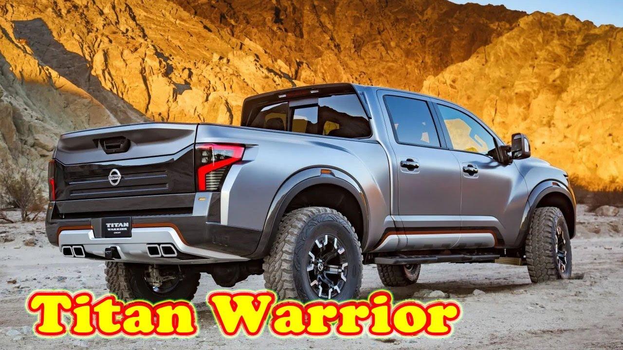 2021 Nissan Titan First Drive