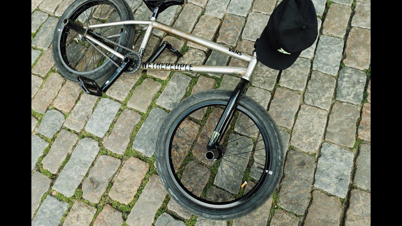 Wethepeople Ed Zunda AWAKE Bike Check
