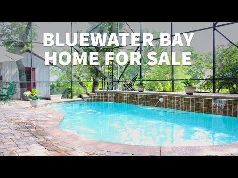 Bluewater Bay Home For Sale - Niceville FL - 105 Dominica Way