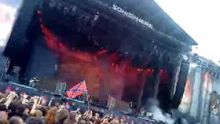 Lamb of God 'Walk With Me In Hell' Live at Sonisphere Knebworth 09