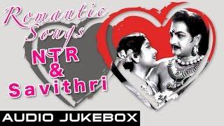 Best Romantic Songs of NTR & Savitri | Super Hit Old Songs Jukebox | Hit Telugu Songs Collection