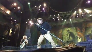 IRON MAIDEN Live in Argentina - Cordoba - Kempes 13/03/2016 - (Full Show Parte 2)