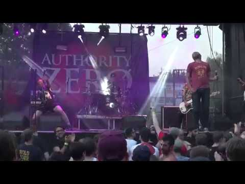 Authority Zero - Live - Brakrock 2018 Mp3