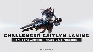 CHALLENGER - ADC Wave Management, Freezing, Harassing & Utilizing Range Advantage - Laning Analysis