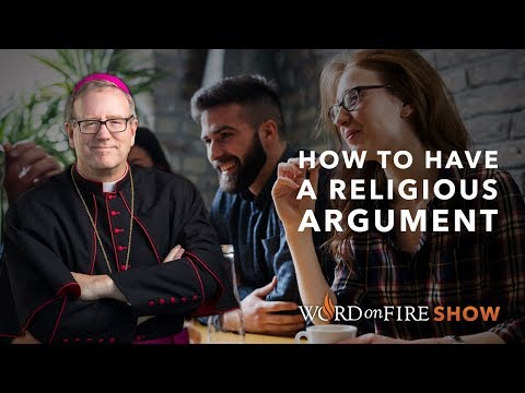 How to Have a Good Religious Argument