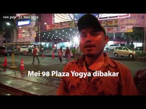 Saksi Mata Provokasi Dan Pembakaran Plaza Yogya - Klender 1998