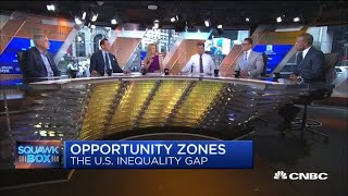 Watch experts debate the merit of 'opportunity zones'