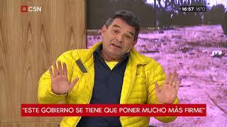 Entrevista al diputado Alfredo Olmedo